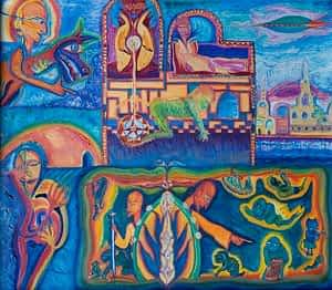 The Height of Atlantis by Joan Pancoe