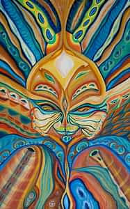 The Guardian of Transformation by Joan Pancoe