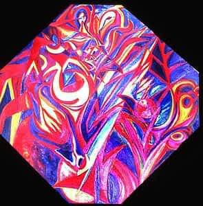 Mental Electric Mercury-Uranus Conjunct by Joan Pancoe