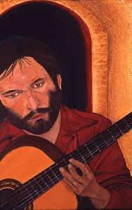 Donovan in his World by Joan Pancoe